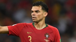 Wolves moving for free agent Pepe
