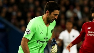 PSG goalkeeper Buffon: Chiesa debut had me thinking retirement