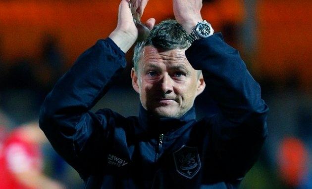 Solskjaer and Phelan confirmed as Man Utd management team