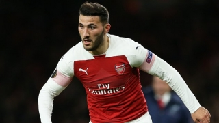 REVEALED: Arsenal fullback Sead Kolasinac was keen on Schalke return
