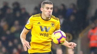 Wolves captain Coady: Pleasure to watch Jota & Jimenez