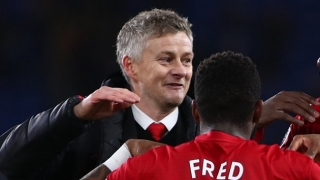 Man Utd boss Solskjaer blocks Fred departure
