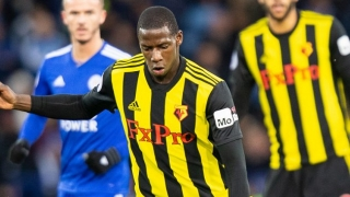 Watford midfielder Doucoure rules out Marseille move