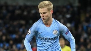 Zinchenko delighted to be part of Man City thumping of Chelsea