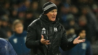 Fulham owner Khan hints Parker will remain in charge to season end
