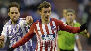 Atletico Madrid attacker Griezmann: We're fighting for LaLiga title