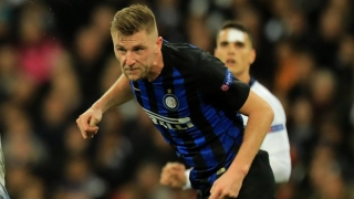Inter Milan defender Skriniar happy with De Vrij partnership