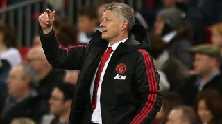 Solskjaer: I've reminded players importance of Man Utd badge