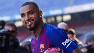 Kevin-Prince Boateng proud of Barcelona debut: But angry with defeat