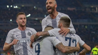 Inter Milan coach Spalletti pleased with victory over Chievo