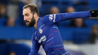 Chelsea unsure being clear to sign Higuain as Sarri wants deal