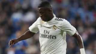 Real Madrid coach Solari: We're  happy with Vinicius Jr's development