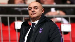 Tottenham chairman Levy delivers Florentino Eriksen answer face-to-face