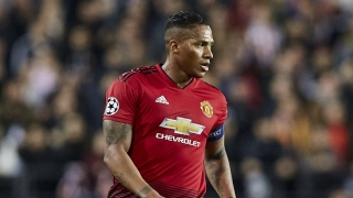 Antonio Valencia posts Man Utd exit message