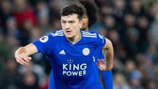 Arsenal make cheeky offer for Leicester centre-back Harry Maguire