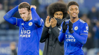Leicester striker Kelechi fires top 4 warning at Man Utd