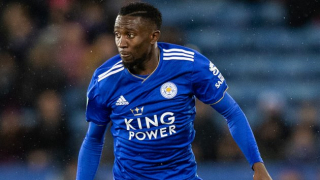 Leicester midfielder Ndidi: Everyone delighted with Rodgers