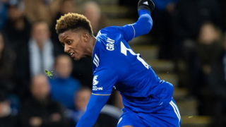 Demarai Gray says Leicester have Premier League rattled