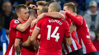 Southampton smash four past fierce rivals Portsmouth