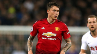 Scholes insists Lindelof no long-term Man Utd option