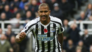 Rondon makes clear how happy he is at Newcastle