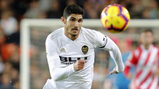 Valencia reject bumper Chelsea offer for Guedes