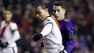 Real Madrid striker Raul de Tomas set for Benfica medical