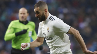 Real Madrid striker Karim Benzema shrugs off hat-trick