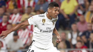 Futre declares Real Madrid midfielder Casemiro 'level of Michael Phelps!'