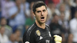 Real Madrid coach Zidane: Courtois proving himself a great keeper