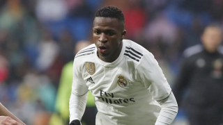 Real Madrid coach Zidane tells Ronaldo to forget about Vinicius Jr
