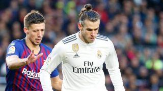 Bale dumped by Zidane for latest Real Madrd game