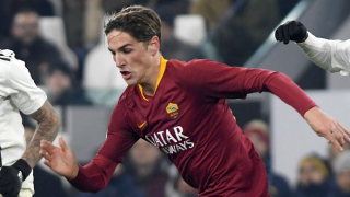 Spurs and Juventus head-to-head for Roma midfielder Nicolo Zaniolo