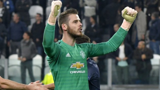 James: Romero has improved Man Utd teammate De Gea