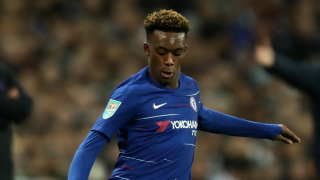 DONE! Hudson-Odoi delighted to sign £180k-a-week Chelsea extension