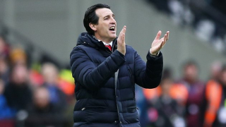 Emery ordered to change coat during Arsenal Euro defeat