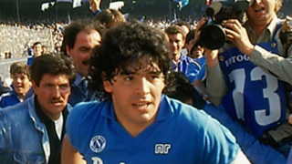 Napoli hero Cannavaro: Maradona the greatest of all time