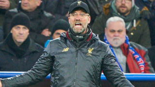 REVEALED: Liverpool boss Klopp makes contact with RB Leipzig fullback Mukiele