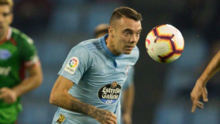 Iago Aspas relieved as Celta Vigo (just about) safe