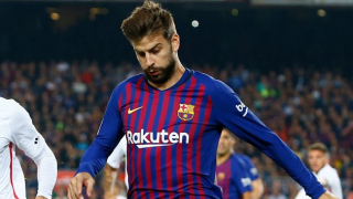 Barcelona defender Pique: No Real Madrid friends, but we're...