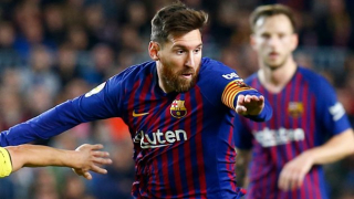 Barcelona coach Valverde says Messi will start against Granada