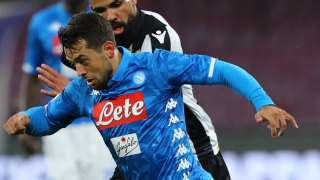 DONE DEAL: Eintracht Frankfurt snap up Napoli midfielder Amin Younes