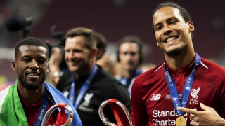 Liverpool star van Dijk: Kane wasn't 100% fit for final