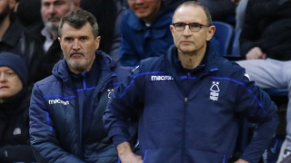 Nottingham Forest sack manager Martin O'Neill