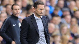 Lampard was prepared to take Derby training today