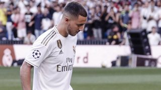 Florentino welcomes Hazard to Real Madrid: I've wanted you here for a long time
