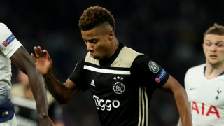 Man Utd, Atletico Madrid plan offers for Ajax attacker David Neres