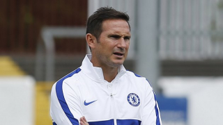 SNAPPED! Chelsea boss Lampard refs as friendly held at Stamford Bridge