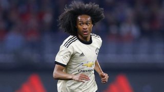 Man Utd winger Tahith Chong won't rule out Feyenoord return