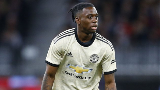 Wan-Bissaka and Fosu-Mensah happy together again at Man Utd